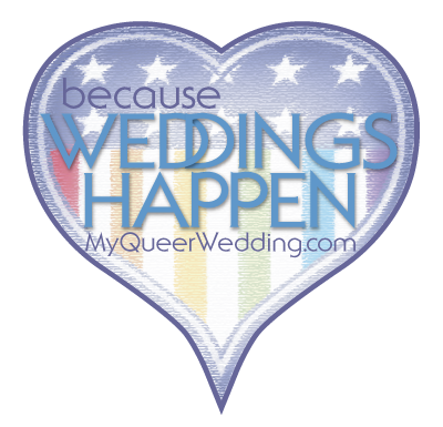 Because Weddings Happen... MyQueerWedding.com